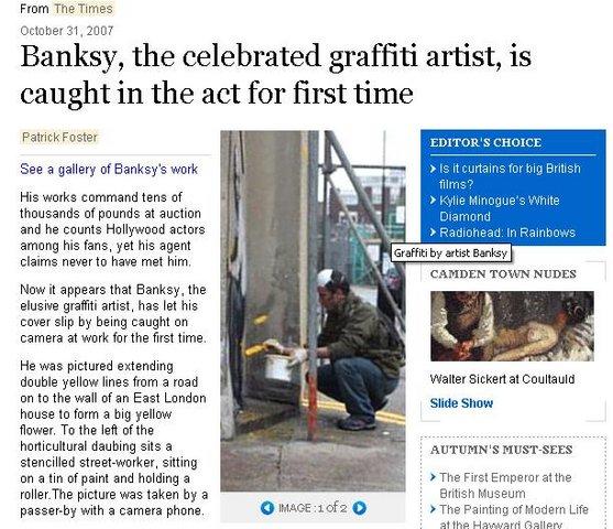 has-banksy-been-seen